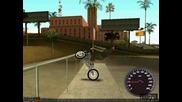 Gta Sa Custom Trial Bike