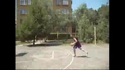 Доста Добри Забивки На Баскетбол!