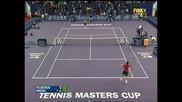 Federer Vs Nadal - Shanghai 07 - Pt 1