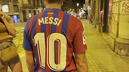 Spain: 'Most important player in the history of the club' - fans react to Messi leaving Barcelona