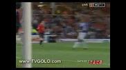 04.08 Питърбро - Манчестър Юнайтед 0:2 Ръсел автогол