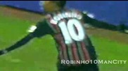 Звездата на Man. city Robinho *hq*