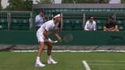 Федерер се готви за рекордна осма титла в Уимбълдън