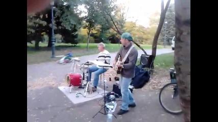 Градски музиканти в София-2