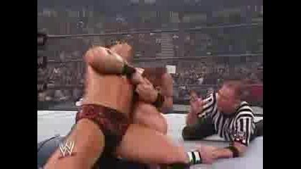 Wwe John Cena Vs Randy Orton Part 2