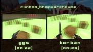 Ggs vs Korban on clintmo bhopwarehouse