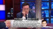 The Late Show with Stephen Colbert - Епизод 11 - 22 Септември '15