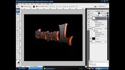 3d Text With Photoshop Free Style