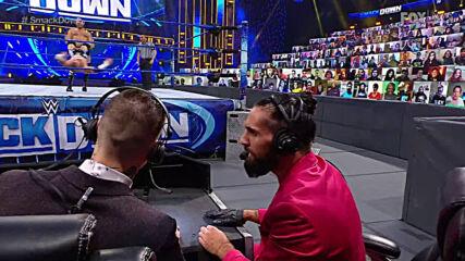 Cesaro vs. Murphy: SmackDown, March 5, 2021