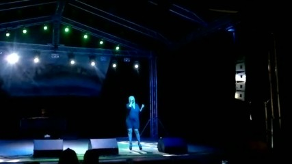 Концерта на Десислава на панира в град Видин - част -10