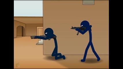 Counter - Strike parodia