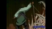 Sasuke vs Orochimaru - Out of control+given up!