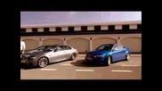 Top Gear-Bmw M3 Vs C63 Amg And Audi Rs4 Първа част