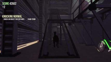 Да Поиграем: Goat Simulator
