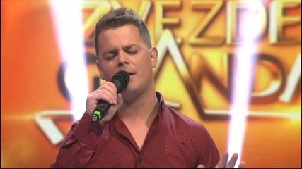 Nenad Carevic - Dijana ljubavi (live) - ZG 2014 15 - 13.12.2014. EM 13.