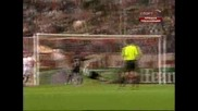 Севиля - Арсенал 3:1 Луиш Фабиано Гол