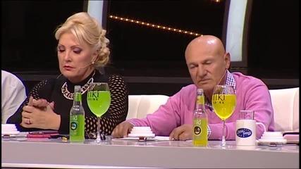 Dragana Zezelj - Za moje dobro - (live) - ZG 2014 15 - 18.10.2014 EM 5.