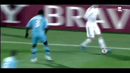 Cristiano Ronaldo-__ New Movie__ 2010 Skills_goals__ Hd