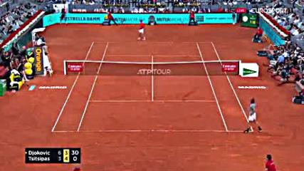 Atp Masters Madrid 19 Финал Новак Джокович - Стефанос Циципас