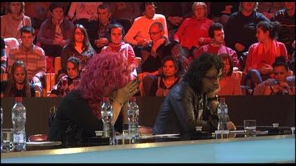 Marijana Prskalo - Ocev zavet - (Live) - ZG 2013 2014 - 07.12.2013. EM 09.