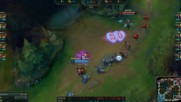 [ LoL Replays ] One for All First Blood