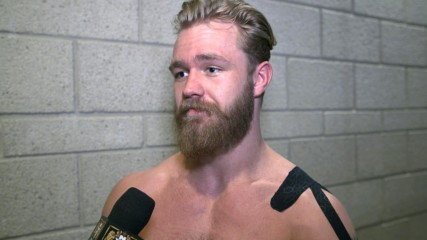 Tyler Bate has advice for all future opposition: WWE.com Exclusive, Feb. 20, 2020
