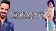 Echame La Culpa Lusi Fonsi Ft Demi Lovato Turkce Versiyonu Summer Hit 2018 Hd