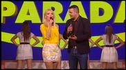 Grand Parada - Cela emisija - Milena, Nikolina, Romana, Marinko,Ema i Zvonko - ( TV Grand 05.05.15.)