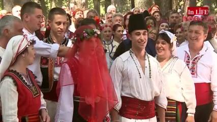 """Традиционна сватба на """"Фестивала в Жеравна"""" 2017"""