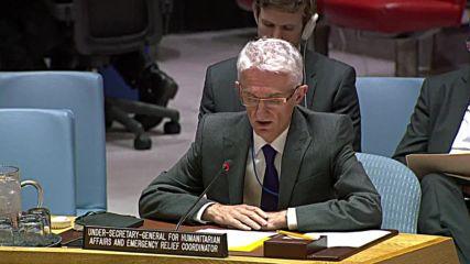 UN: 'Imminent' risk of famine in Yemen – UN humanitarian chief