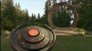 Stargate Dialing Earth