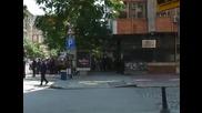 Привърженици на РЗС обсадиха централата на ДПС