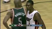 Bucks @ Heat 4.1.2011