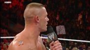 John Cena expresses his feelings about Edge s retirement