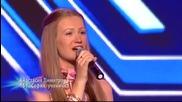 Анастасия Димитрова - X Factor-09.09.2014