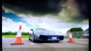 Gallardo Superleggera Срещу Ducati 1098 - Fifth Gear