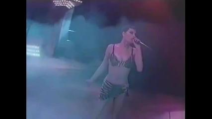 Ceca - Idi dok si mlad - (LIVE) - (Pionir 1995)