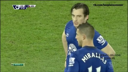 Everton 3:1 Queens Park Rangers (15.12.2014)