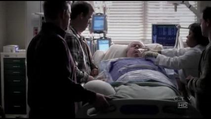 Анатомията на Грей сезон 3 епизод 12