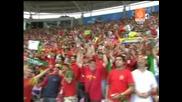 11.06 Чехия - Португалия 1:3 Кристиано Роналдо гол