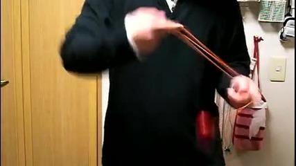 Изумителен Йо - Йо трик
