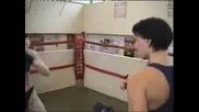 Кик Бокс Между Жени
