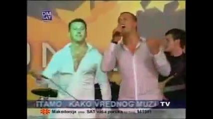Sako i Dado Polumenta - Ljepsa od noci - (LIVE) - (DM SAT 2008)