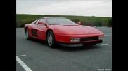 Ferrari Famous Cars