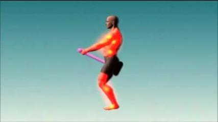 Най-новия фитнес уред! Хаха