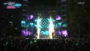 278.0930-9 Shinee - Beautiful, Music Bank Korea Sale Festival E855 (300916)