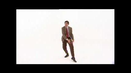 Мистър Бийн Танцува - Mr. Bean Dance