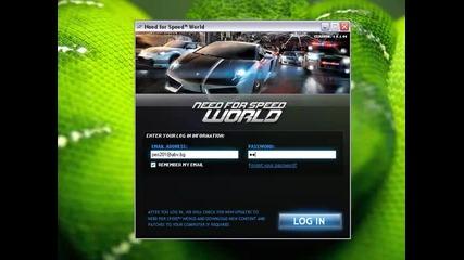 От къде да изтеглите и инсталирате Need For Speed World Online