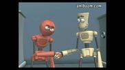 Дефектният робот - Егоизъм и примирие