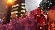 Brazil: Thousands flood Rio for Day against Gender Violence